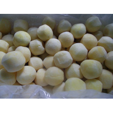 IQF frozen sweet potato ball